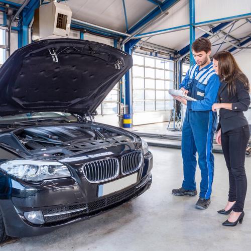 Check Up automobili presso Tech Auto