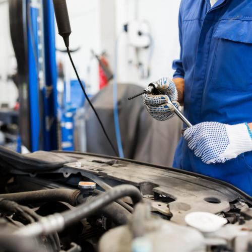 Tech Auto di Sondrio - riparazioni motori