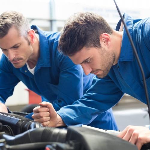 Riparazioni motore autoveicoli a Sondrio