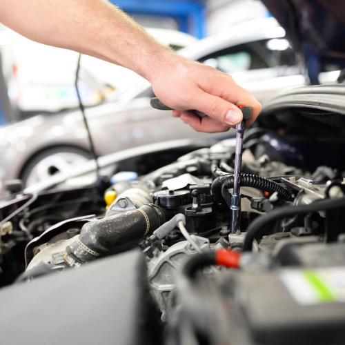 Manutenzione carrozzeria di Tech Auto